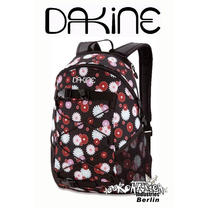 Dakine Wonder Daisies Street- Fashion- Rucksack