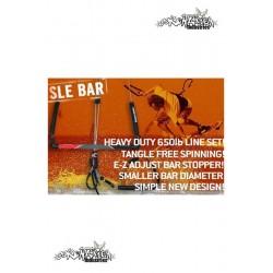 Ocean Rodeo Flat-SLE barre 40cm