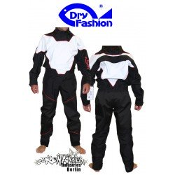 Dry Fashion Kite-Surf Trockenanzug Black Performance