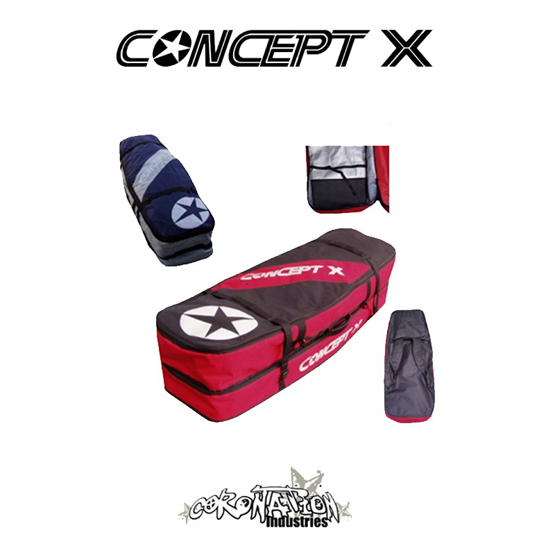 Concept-X Boardbag - Boards bis 140cm