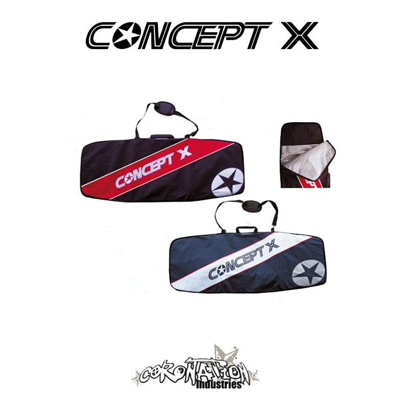 Kiteboard-Bag Concept-X STX 139 black