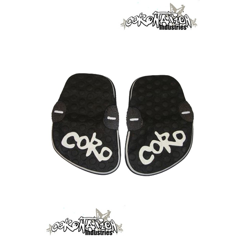 Coronation-Industries Kiteboard-Footpads Coro-Spezial