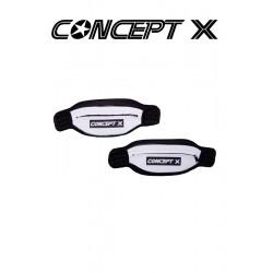 Concept-X Comp Kite-Footstraps Kite-Fußschlaufen