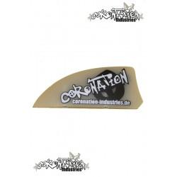 Coronation-Industries Kiteboard-fin Pro 40 black