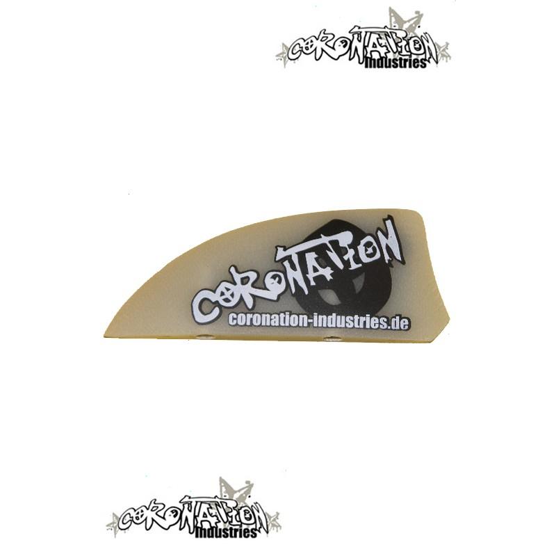 Coronation-Industries Kiteboard-Finne Pro 40 black