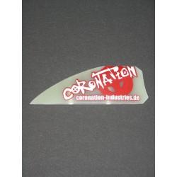 Coronation-Industries Kiteboard-Finnen Aggressiv 40