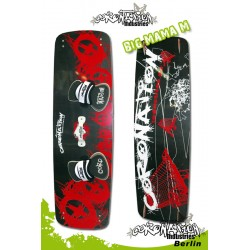 Coronation-Industries Big Mama M Kiteboard Leichtwind 144x44