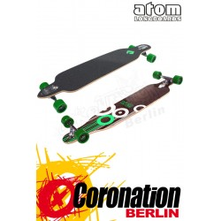 "Atom 41"" Drop Through Komplett Longboard"