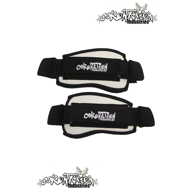 Coronation-Industries Kiteboard-Fußschlaufen Footstraps EXP PVC