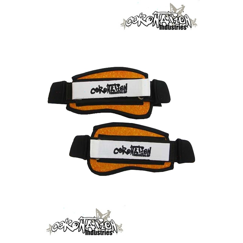 Coronation-Industries Kiteboard-Fußschlaufen Footstraps-EXP Oran
