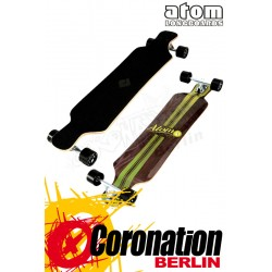 """Atom 39"""" Micro Drop Komplett Longboard"""