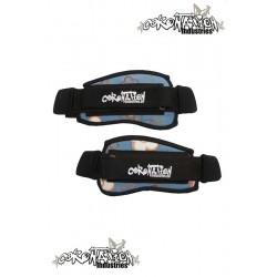 Coronation-Industries Kiteboard-Fußschlaufen Footstraps EXP Flow