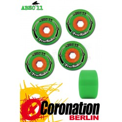 ABEC11 Rollen Freerides Classic Wheels 72mm