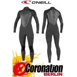 O'Neill 2012 woman neopren suit EPIC 5/3 CT Black