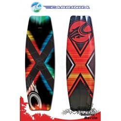 Cabrinha Caliber X 2011 PRO Freeride/Freestyle Kiteboard 136x42