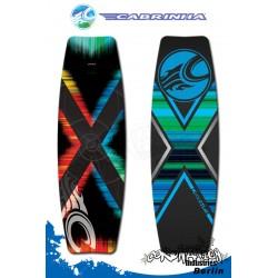 Cabrinha Caliber X 2011 PRO Freeride/Freestyle Kiteboard 133x41