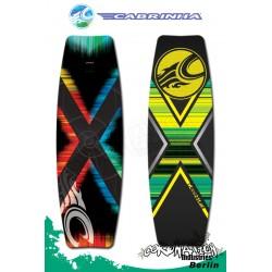 Cabrinha Caliber X 2011 PRO Freeride/Freestyle Kiteboard 130x40