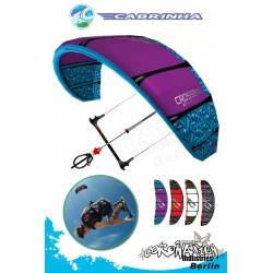Cabrinha Crossbow IDS 2011 Freeride Kite Komplett - 10qm