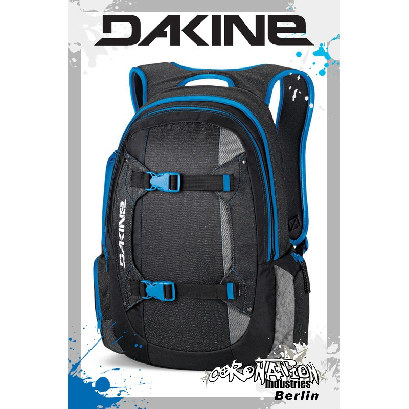 Dakine Team Mission Laptop-Snowboard-Schul-Rucksack Smith