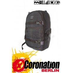 Billabong Pacific Skateboard Rucksack Schul & Freizeit Backpack Black