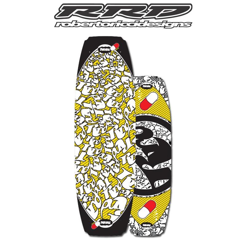 RRD Roberto Ricci Placebo Kiteboard 134x41