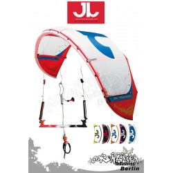 JN Kite 2009 Mr Fantastic 8qm Komplett mit Bar