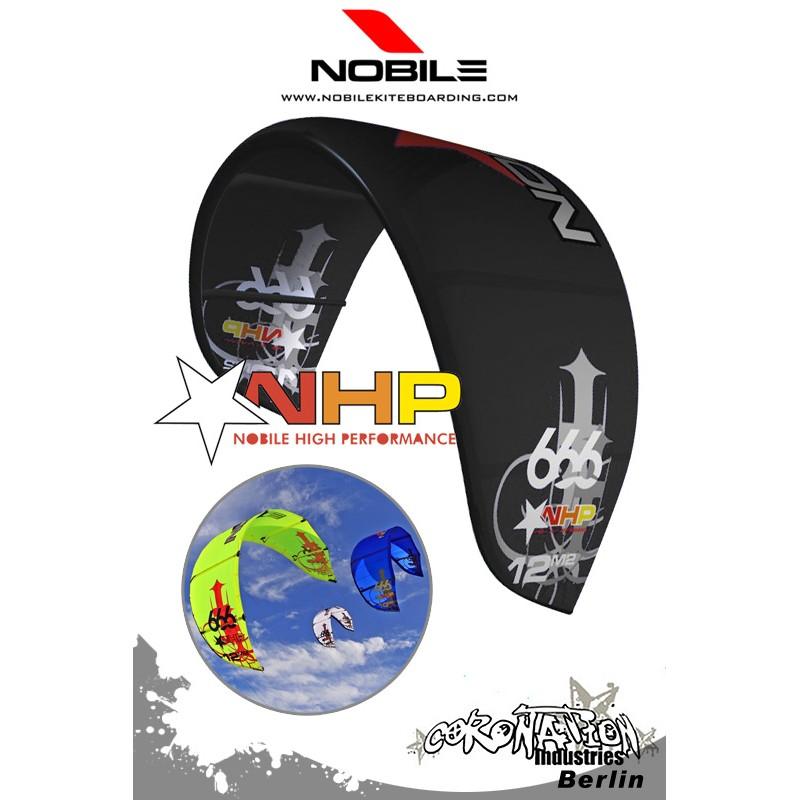 Nobile Kite NHP 2009 10qm mit Bar