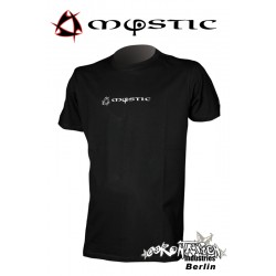 Mystic Shirt Backloop Tee Black