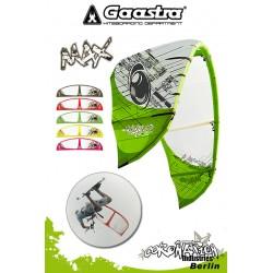 Gaastra Max 4 2010 Freestyle-Kite - 6qm - Kite only