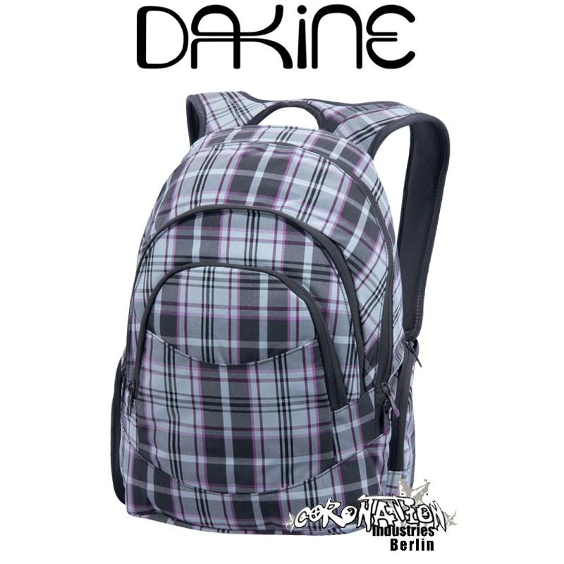 Dakine Rucksack Prom Pack Plush Plaid