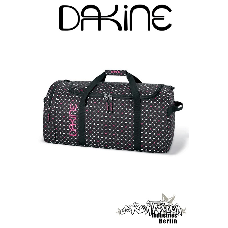 Dakine EQ Bag SM Girls Sporttasche Black Paris