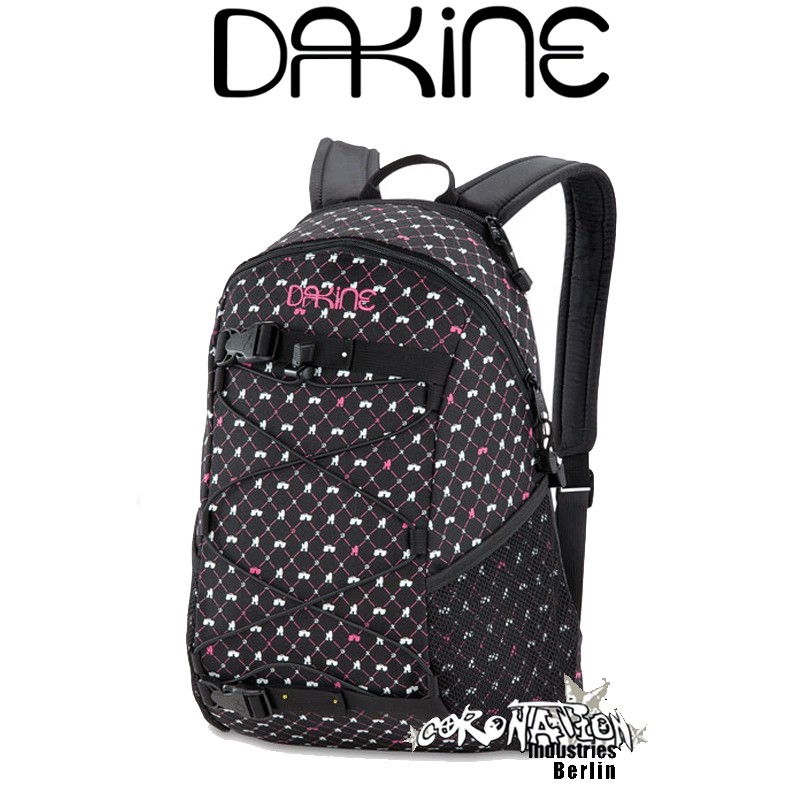 Dakine Rucksack Wonder Pack Black Paris