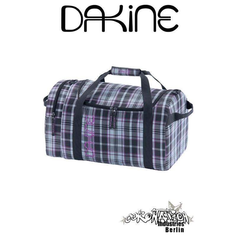 Dakine EQ Bag Sporttasche Wochenend Reisetasche Plushplaid Weekender 51L