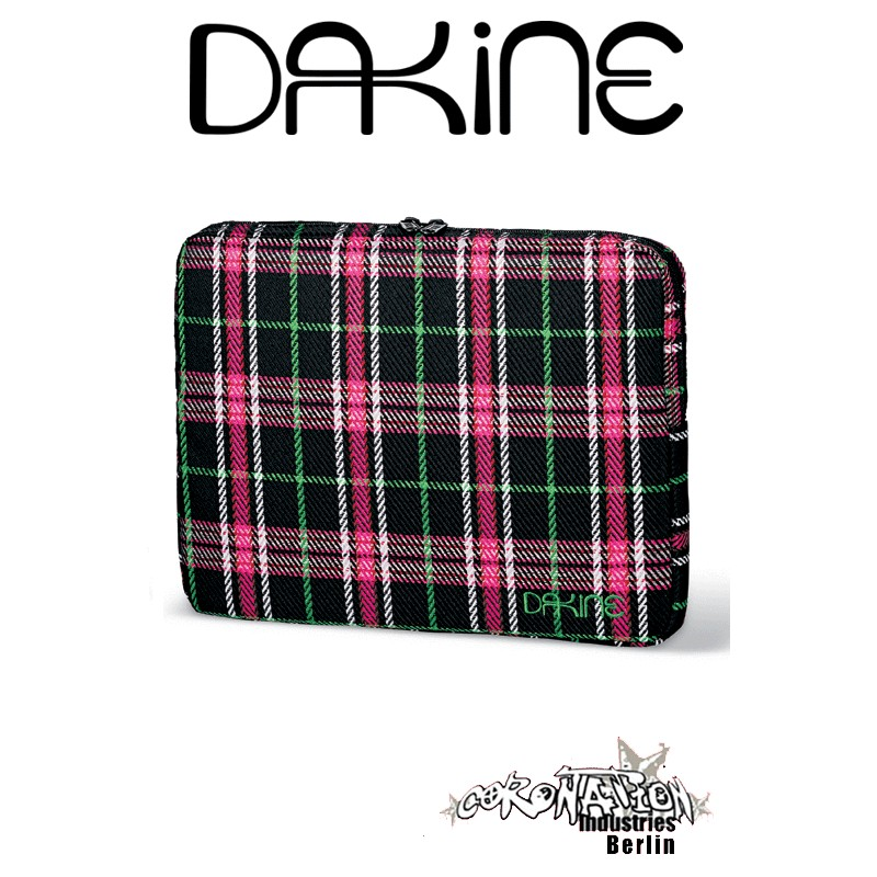 Dakine Laptoptasche Laptop Sleeve LG Girls pinkplaid