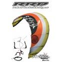 RRD Roberto Ricci Addiction Delta Shape Kite 9qm komplett