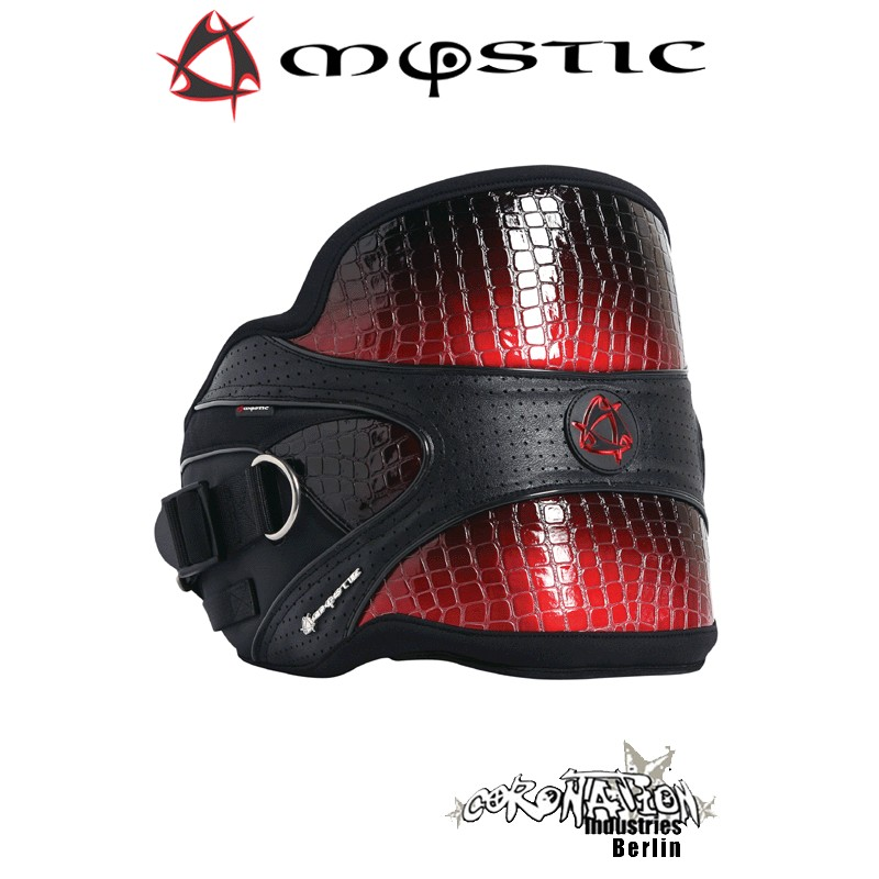 Mystic Kite-harnais ceinture Victory Red