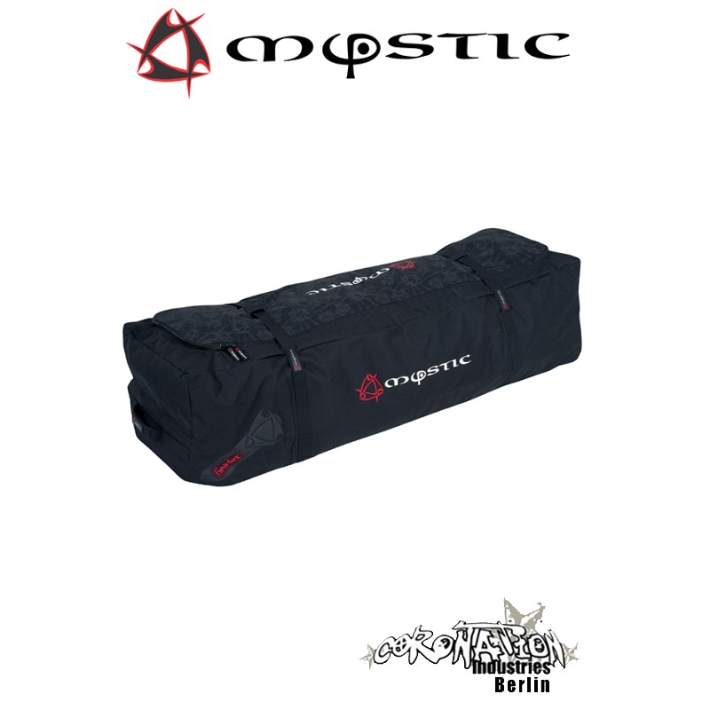 Mystic Kiteboardbag Gear Box 140 Black