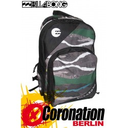 Billabong Mission Rucksack Schul & Steet Backpack- Spray Blue