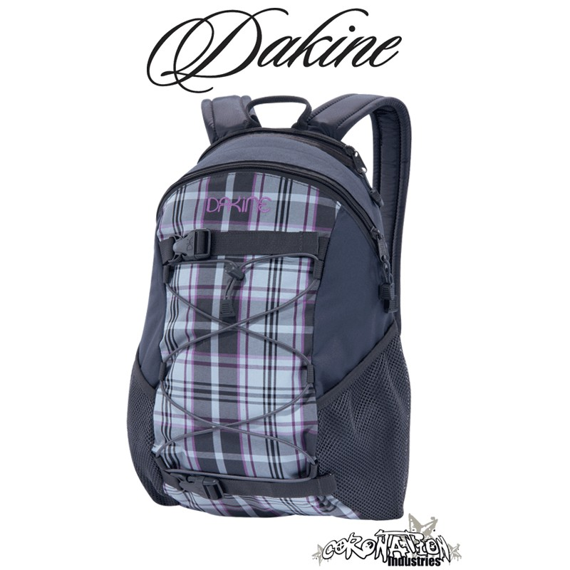 Dakine Wonder Street- Fashion- Rucksack plushplaid