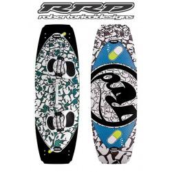 RRD Roberto Ricci Placebo vent léger-Kiteboard 144x47