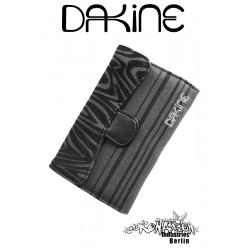 Dakine Wallet Lexi black pinestrip