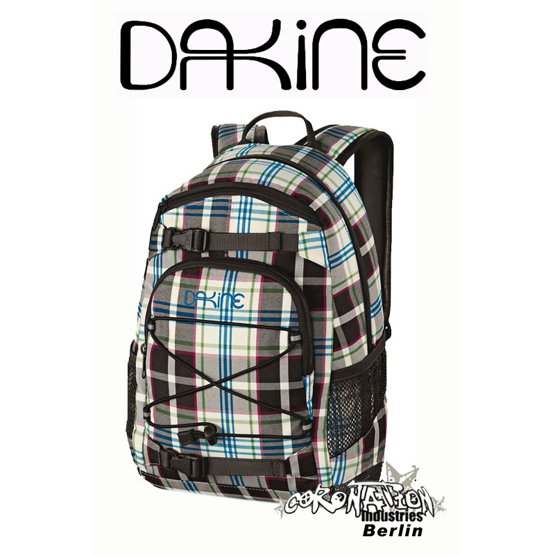 Dakine Rucksack Grom Pack clubhouse plaid
