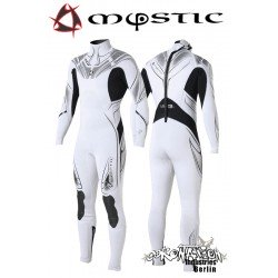 Mystic combinaison neoprène Crossfire Steamer 5/3 D/L Len10 White