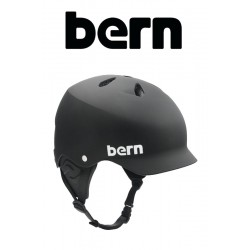 Bern Kite-Helm Watts dulle Black