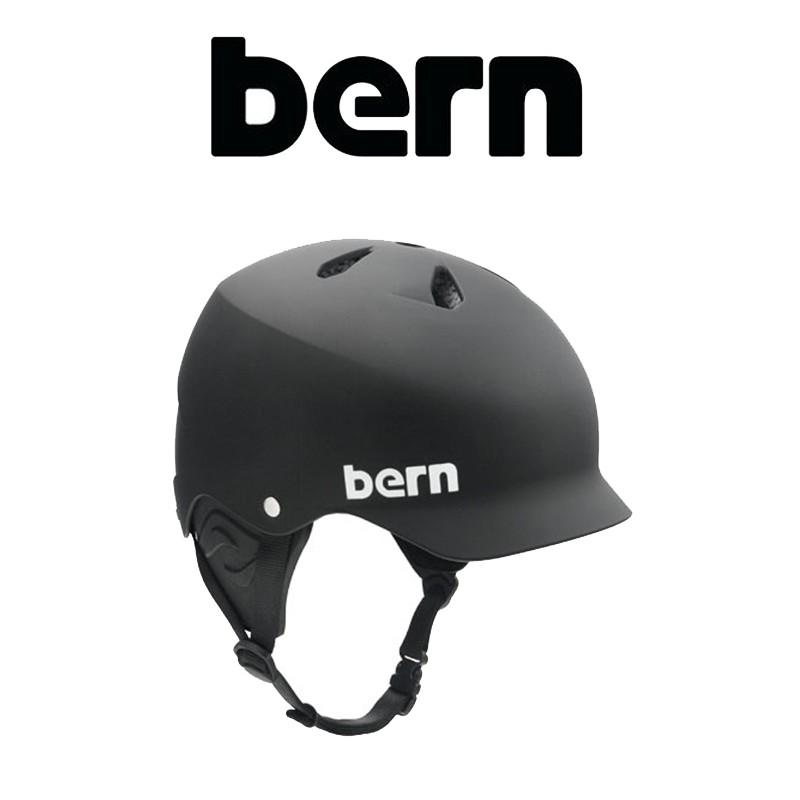 Bern Kite-Helm Watts Matte Black