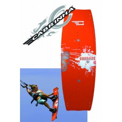 Cabrinha Caliber mit Sync 130 Kiteboard