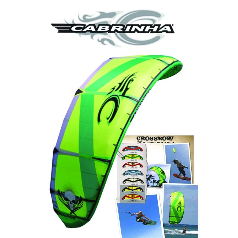 Cabrinha Crossbow IDS 11 High-Performance Bow-Kite complète