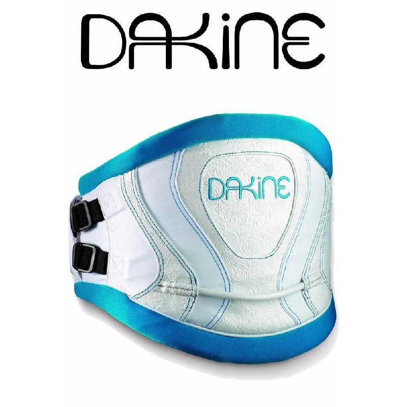 Dakine Wahine Girl-Frauen Kite-harnais ceinture 2009 white/cyan