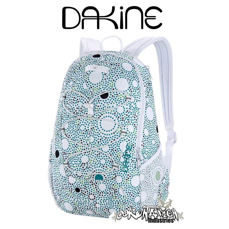 Dakine Transit Street- Fashion- Girl- Rucksack jade drops