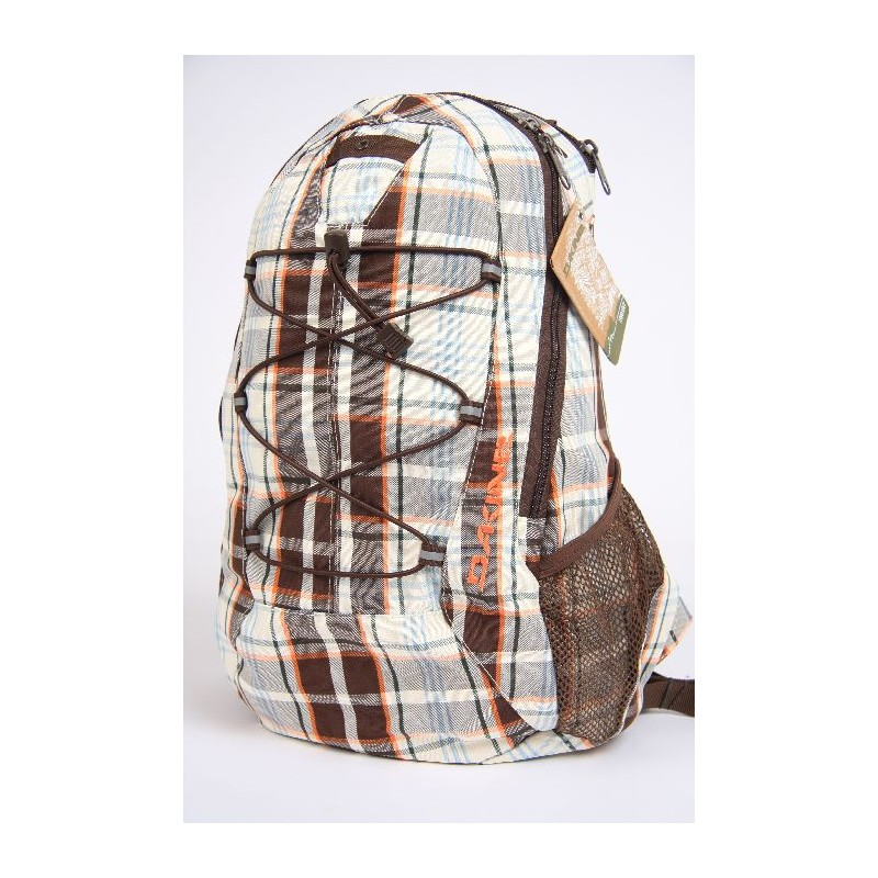 Dakine Transit Street- Fashion- Girl- Rucksack autumn Plaid